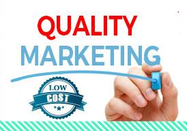 Quality Marketing widget