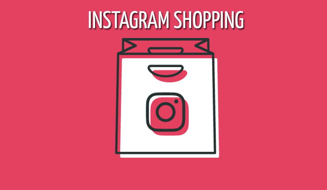 Ancora non conosci Shopping, il tag di Instagram? Ecco come attivarlo.