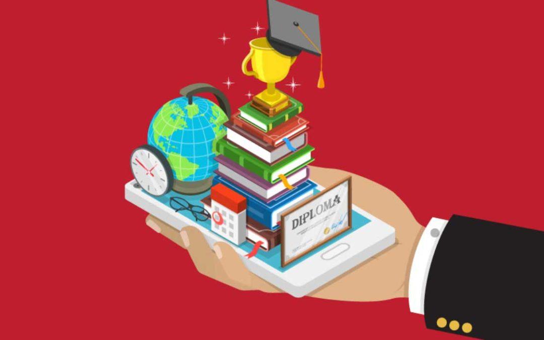 I tre trend principali nel mobile learning nel 2019