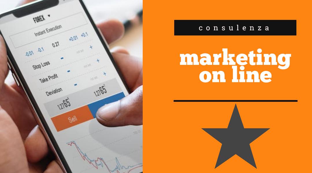La consulenza di marketing on line: tutti i vantaggi.