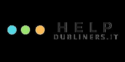 Logo Help Dubliners